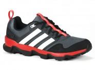 Tenis Adidas Running Chumbo Branco Vermelho GSG9 TR B33758