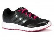 Tenis Adidas Running Preto-Pink DURAMO 7 W B33562