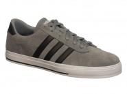 Tenis Adidas Skate Cinza Preto DAILY AW4572