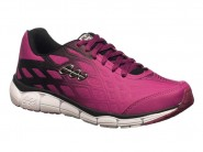 Tenis Black Free Running Bordo Preto MOVE 16.300