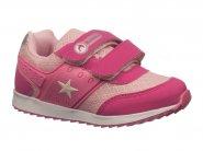 Tenis Botinho Running Pink 783LA
