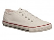 Tenis Diversao Branco CANVAS LOW DI0002