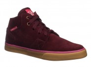 Tenis Dropdead Hi Bordo Natural Pink JINK 200001