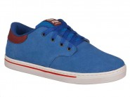 Tenis Ferma Skate Azul Cinza F480