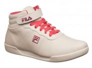 Tenis Fila Hi High Branco Pink F-16 HIGH 31U265X