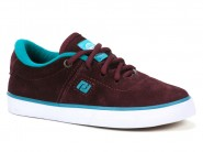 Tenis Freeday Skate Bordo Verde Agua INTENSE KIDS 27687