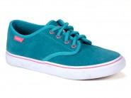 Tenis Freeday Skate Verde Agua Pink FOR STAR 90202