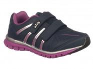 Tenis Kidy Running Marinho Pink 168-1095