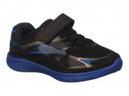 Tenis Klin Running Preto Royal 140.012000