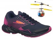 Tenis Klin Running Marinho Pink DRONE MANIA 21400100
