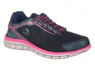 Tenis Lynd Running Marinho Verde Pink CRAZY 375