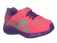 Tenis Mini-Pé Running Pink Uva 1573_Menina