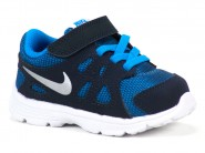 Tenis Nike Royal REVOLUTION 2 555084