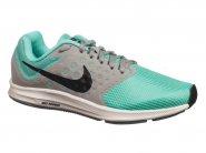 Tenis Nike Running Verde Cinza DOWNSHIFTER 7 852466
