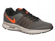 Tenis Nike Running Cinza Laranja AIR RELENTLES 843881