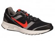 Tenis Nike Running Cinza Preto Vermelho AIR RELENTLES 807093