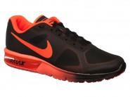 Tenis Nike Running Preto Vermelho AIR MAX 719912