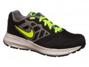 Tenis Nike Running Preto Verde Chumbo DOWNSHIFTER 6 684979