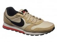 Tenis Nike Running Marfim Laranja MD RUNNER 2 749794