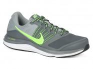 Tenis Nike Running Cinza Azul Marrom DUAL FUSION 724466