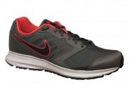 Tenis Nike Running Cinza Preto Vermelho DOWNSHIFTER 6 684658