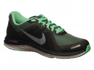 Tenis Nike Running Preto Verde DUAL FUSION X 819318