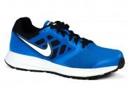 Tenis Nike Running Azul Preto Branco DOWNSHIFTER 6 684658