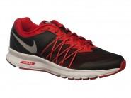 Tenis Nike Running Preto Vermelho AIR RELENTLES 843881