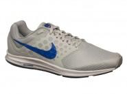 Tenis Nike Running Downshifter 7 Cinza Azul DOWNSHIFTER 7 852459