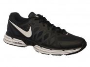 Tenis Nike Running Preto Branco DUAL FUSION 704889