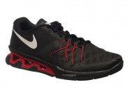 Tenis Nike Running Lightspeed II Preto Vermelho REAX 852694