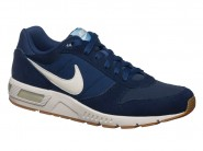 Tenis Nike Running Night Gazer Azul Branco NIGHTGAZER  644402