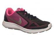 Tenis Nike Running Revolution 3 Preto Pink REVOLUTION 3 819416