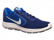Tenis Nike Running Revolution 3 Royal Branco REVOLUTION 3 819300