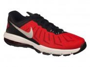 Tenis Nike Running Tailwind Preto Vermelho AIR MAX FULL 819004