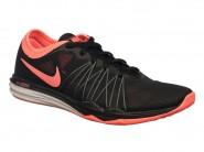 Tenis Nike Running TR HIT Preto Rosa DUAL FUSION 844674