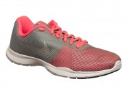 Tenis Nike Running WMNS Cinza Rosa FLEX BIJOUX 881863
