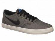 Tenis Nike Skate Cinza Preto CHECK SOLAR 843896