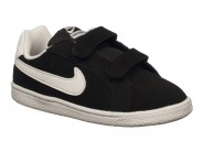 Tenis Nike Skate Court Royale Preto Branco COURT ROYALE 833537