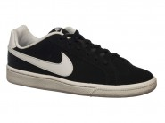 Tenis Nike Skate Court Royale Preto Branco COURT ROYALE 833535