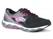 Tenis Olympikus Running Preto-Pink MAXIM 2
