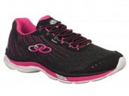 Tenis Olympikus Running Preto Pink SCREEN 253