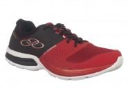 Tenis Olympikus Running Cushy Vermelho Preto CUSHY 2 227