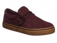 Tenis Qix Skate Bordo Natural KELVIN SLIM 600858