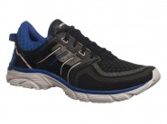 Tenis Rekoba Running Preto Royal SERPENT  M001