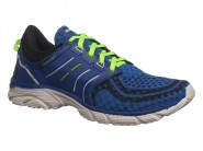 Tenis Rekoba Running Azul Royal Verde SERPENT  M001
