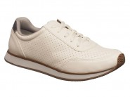Tenis Via Marte Running Jogging Sport Chic Branco 16-12501