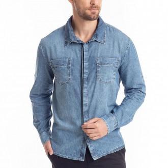 Imagem - Camisa Jeans Gam 494049
