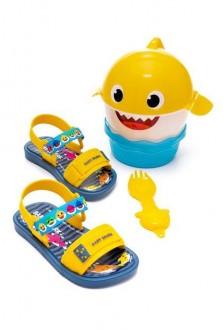 Imagem - Sandália Baby Shark Infantil Grendene 22520