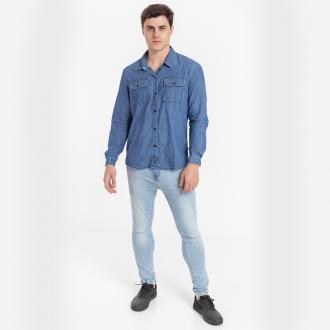 Imagem - Camisa Jeans Konnor 694018